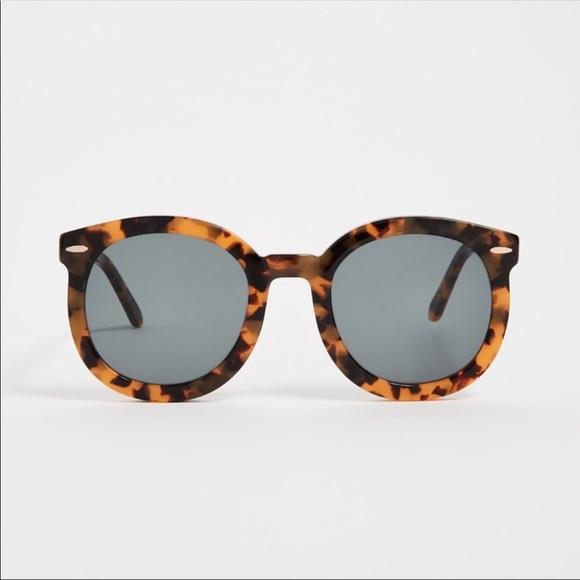fb3d72b097a5 Karen Walker Accessories - Karen Walker Super Duper Strength 55mm sunglasses